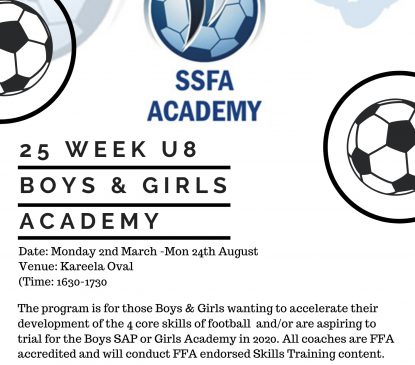 25 Week Skills Development Academy