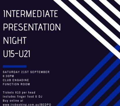 Intermediate Presentation