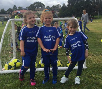 Nursery football is back!!
