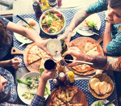 Deluxe Gourmet Pizza