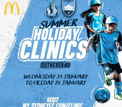 FC/SSFA Holiday Clinic