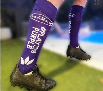 Purple Socks Campaign 2021