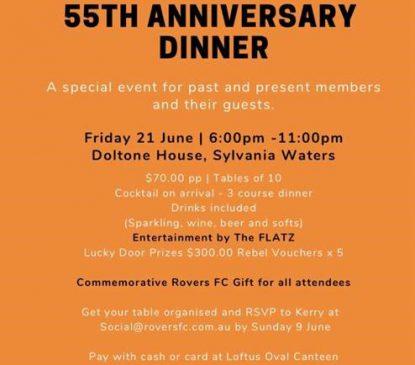 Loftus Yarrawarrah Rovers FC!