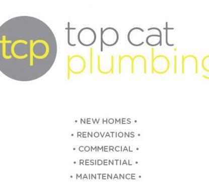Top Cat Plumbing Sponsorship